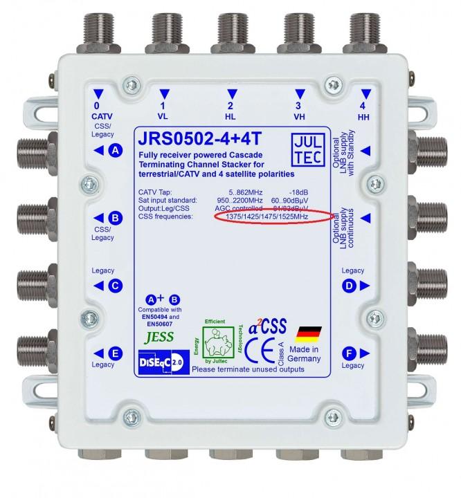 JultecJRS0502-4+4T_Unicable-Frequenzen_auf_Schalter.jpg