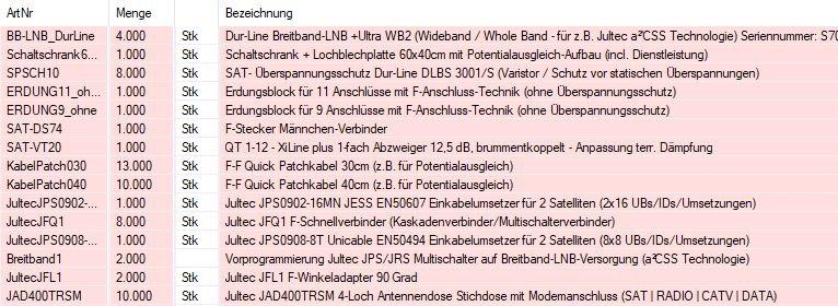 JultecJPS0908-8T_JPS0902-16M_kaskadierter_Lochblechplatten-Aufbau_Potentialausgleich_Stueckliste.JPG