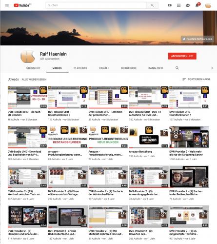 Haenlein-Software-Youtube-Kanal-1