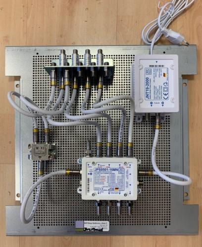 JultecJPS0501-16MN_Satanlage_JESS_EN50607_Lochblechplatte_Potentialausgleich-Verteiler-ohne-Diodenentkopplung.jpg