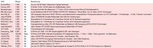 Bestellung User Jürgen75