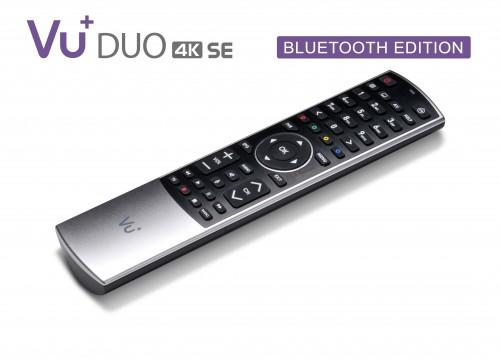 VU-PlusDuo4K_SE Fernbedienung Bluetooth (BT special Ediation - gegen Aufpreis)