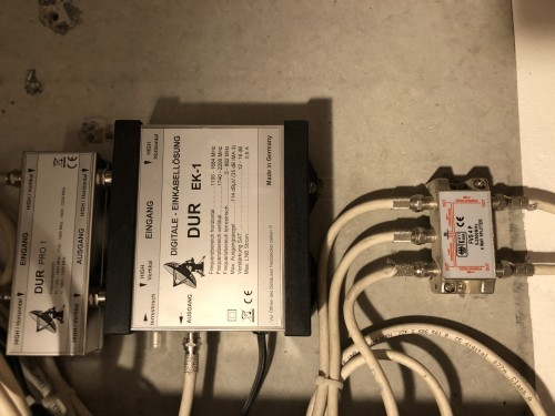 Dur-Line EK-1 + Erweiterungsmodul Pro-1 (Bildername hinzugefügt)