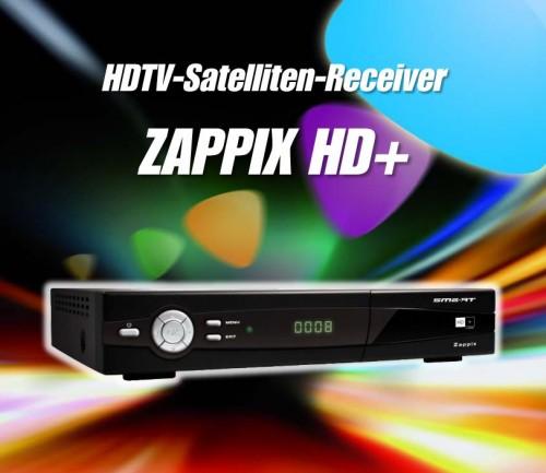 Smart Zappix HD+/CI+