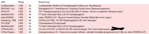 Bestellung User olli1770