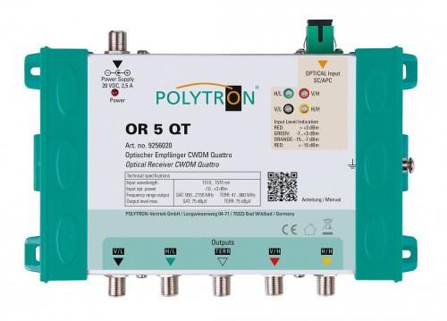 Polytron OR 5 QT (Quattro) für Betrieb mit Multischalter