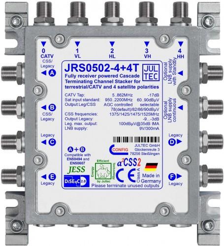 Jultec JRS0502-4+4T (Rev2)