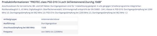PROTEC class PSD-D10 3-Loch SATAntennend Durchg 10dB.png
