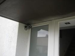 Videoüberwachnungskamera_vor_Haustür_Modulator_Tonübertragung