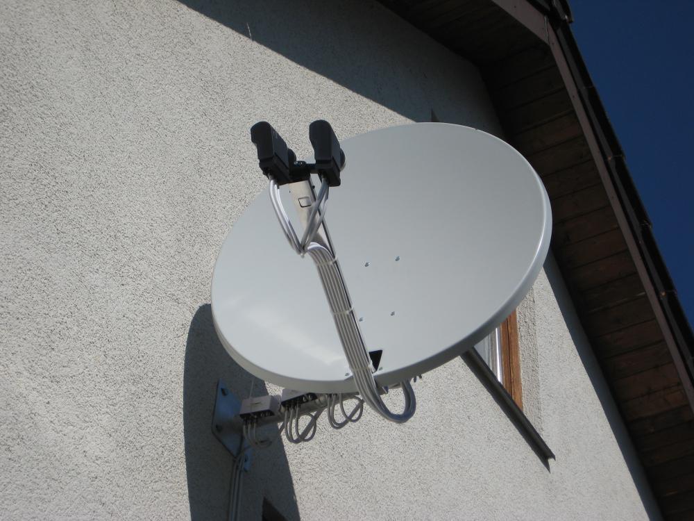Erweiterung der Hausverkabelung auf Kabel-TV & SAT - Satanlagen ...