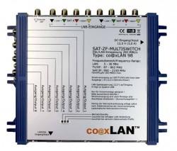 co@xLAN 98 Multischalter 9/8 (Satellit + Internet)