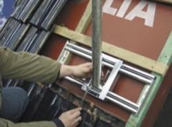 Dachsparrenhalterung Einsatz Dachmontage