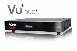VU+ Duo² Frontansicht