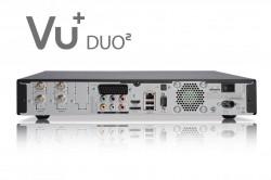 VU+ Duo² Rückansicht