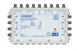 Multischalter 9/8 Jultec JRM0908T (voll receivergespeist) für 2 Satelliten