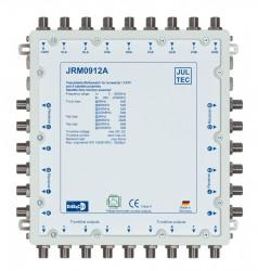 Multischalter 9/12 Jultec JRM0912A (voll receivergespeist) für 2 Satelliten