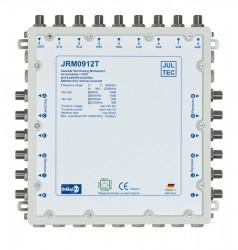 Multischalter 9/12 Jultec JRM0912T (voll receivergespeist) für 2 Satelliten