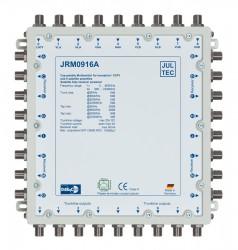 Multischalter 9/12 Jultec JRM0916A (voll receivergespeist) für 2 Satelliten