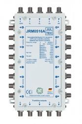 Multischalter 5/16 Jultec JRM0516A (voll receivergespeist) für 1 Satelliten (1. Produktgeneration)
