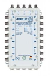 Multischalter 5/16 Jultec JRM0516T (voll receivergespeist) für 1 Satelliten (1. Produktgeneration)