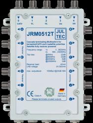 Multischalter 5/12 Jultec JRM0512T (voll receivergespeist) für 1 Satelliten (2. Produktgeneration)