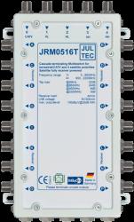 Multischalter 5/16 Jultec JRM0516T (voll receivergespeist) für 1 Satelliten (2. Produktgeneration)