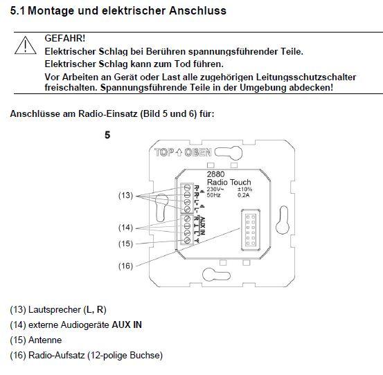 UKW-Verkabelung - Satanlagen Forum - Beratung, Planung und ...