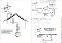 kathrein kaz11 berspannungsschutz 5 3000 mhz spd2. Black Bedroom Furniture Sets. Home Design Ideas