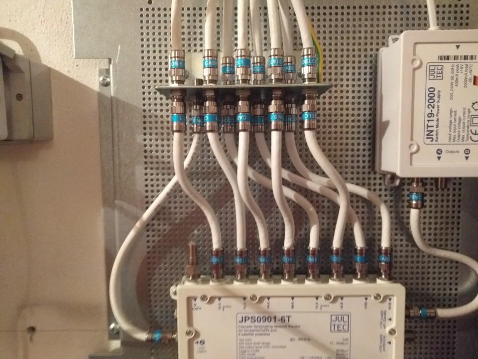 Kabel Internet behalten und auf SAT-TV wecheln - Seite 2 ...