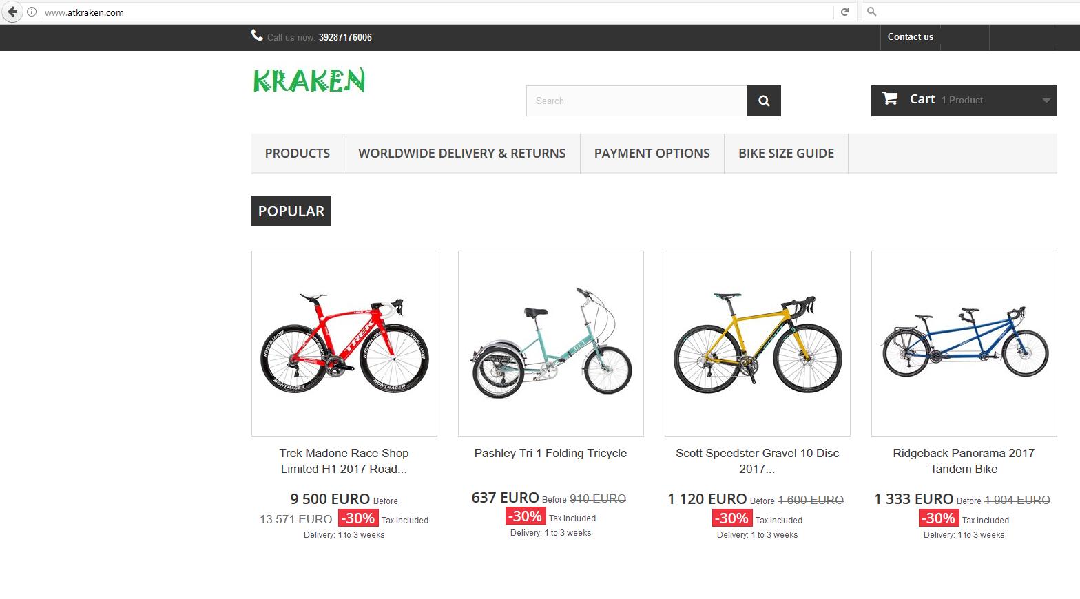 AT-Kraken_com_Homepage_Faik-Betrug_Vorsicht.PNG